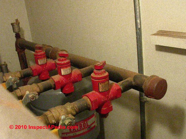 Heating System Boiler Check Valves, Flow Control Valves, Backflow ...