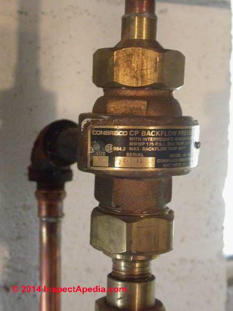 backflow preventer valves for heating boilers bbfp. Black Bedroom Furniture Sets. Home Design Ideas