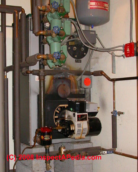 Heating Boiler Repairs - How to Recognize Defects & Operating ...
