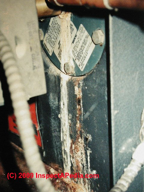 Heating Boiler Chemicals Treatments Leak Stop