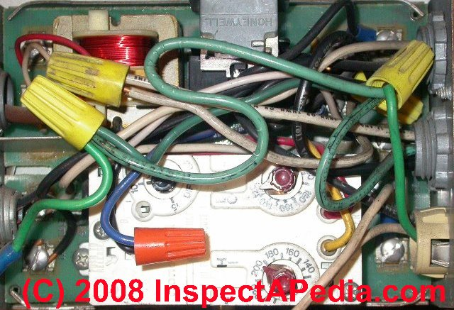 R8182D No Low009 DFs guide to circulator pump relays & other controls for heating Taco 007 Circulator Wiring at readyjetset.co