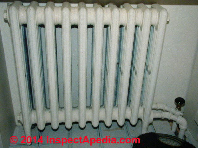 how much heat does a radiator give out