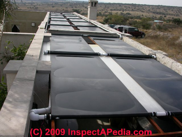 Solar Swimming Pool Heater Repair Faqs