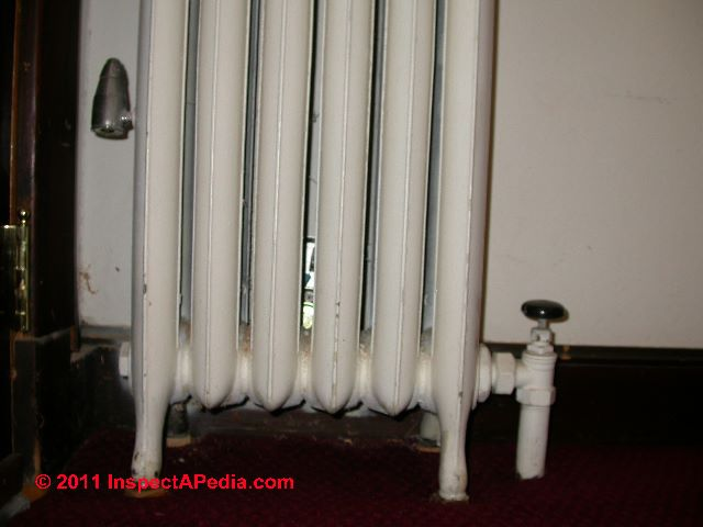 Banging Pipes Amp Radiators Steam Amp Hot Water Heating Pipe