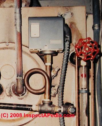 Steam Boiler Pressure