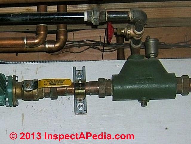 Air eliminators hot water radiator bleed vent