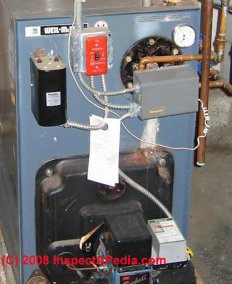 Tankless coil leaks: Diagnose & Repair Leaks at Hot Water Coils