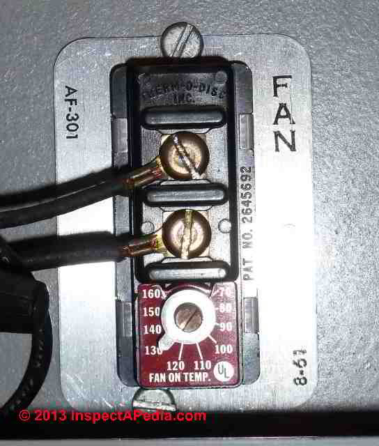 Furnace Blower Fan Cycles On Off During The Heating Cycle