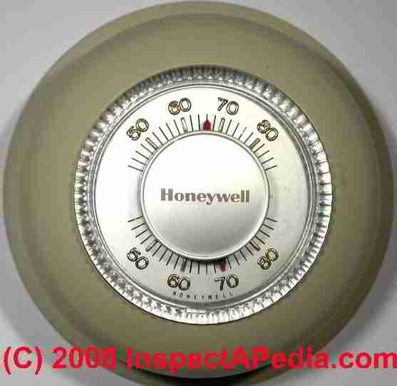 How To Install Or Replace A Room Thermostat