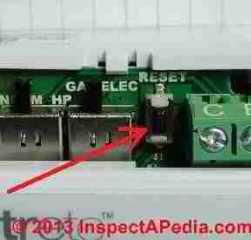 how to set heat anticipator