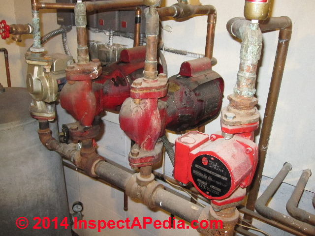 Fix Heating Zone Circulator Pump That Won T Start Or Won T Run