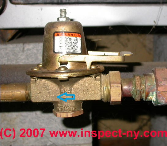 Heating System Boiler Check Valves Flow Control Valves