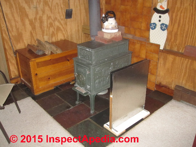 Combustion Air Requirements For Woodstoves