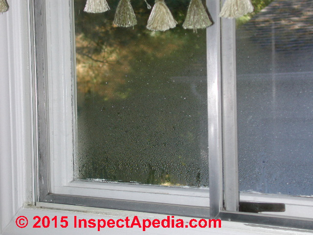 Condensation in Homes is Not Healthy and Should repaired ASAP MacroAir