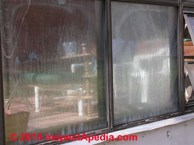 Window condensation cause cure prevention resistance for Best insulated glass windows