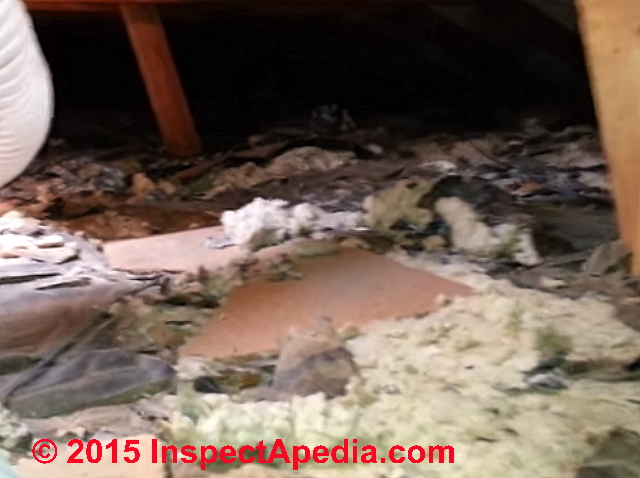 How to identify balsam wool building insulation silvawool for Rocks all insulation