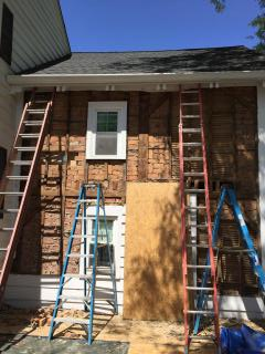 Brick Insulation Brick Lined Walls In Wood Framed Homes
