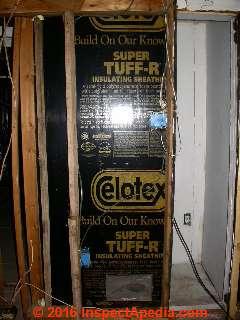 Foam Board Insulation How To Identify Amp Inspect Foam