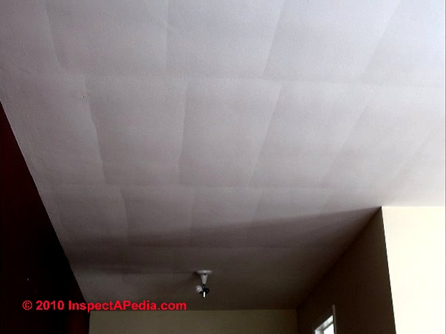 How To Remove Plaster From A Brick Chimney as well Ceiling Paint Bubbling further Stomp Knockdown besides Repair as well Repairing Old Ceilings. on plaster ceiling repair water damage