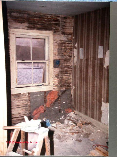 Blown In Building Insulation Properties Of Blown In