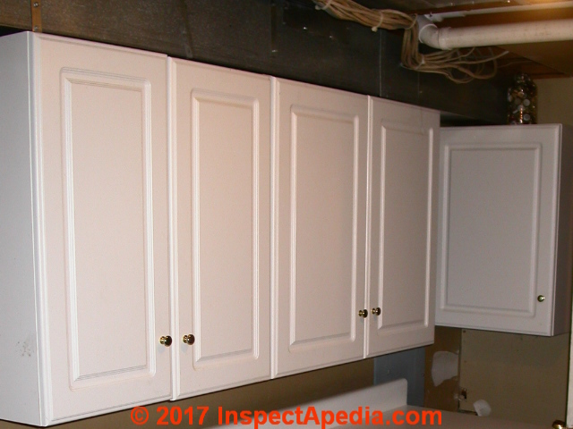 Guide to assessing the quality of kitchen or bathroom cabinets for Kitchen cabinet wraps