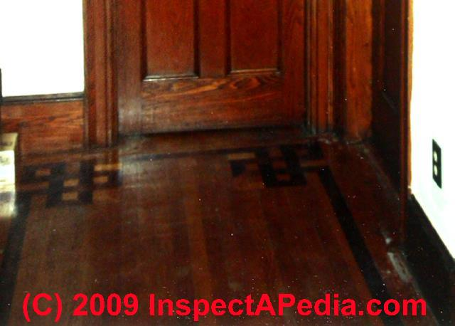 Different Types Wood Floor 640 x 458