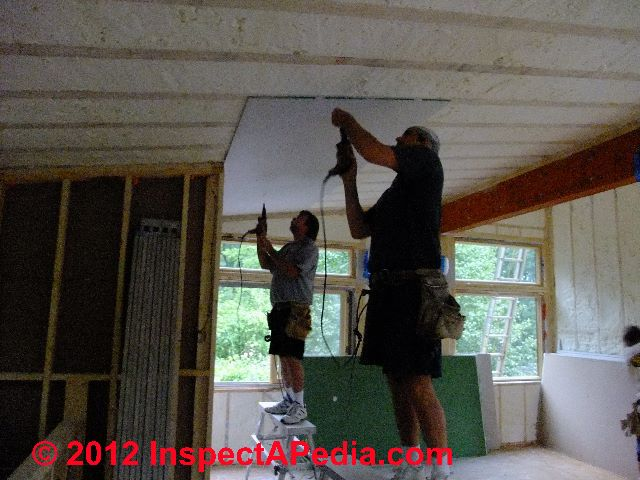 Drywall Nail Pops Amp Cracks Complete Catalog Of Causes