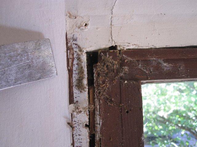 Fix Window Door Air Leaks Air Sealing Eliminates Leaks At Windows Doors