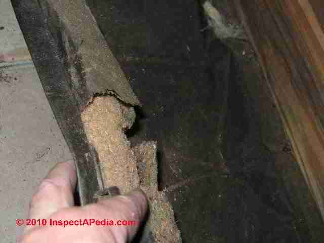 How to identify balsam wool building insulation, Silvawool