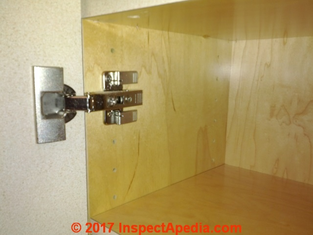 Kitchen Amp Bathroom Cabinet Door Hinges