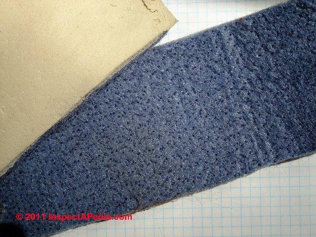 Carpet Padding Daniel Friedman