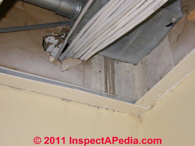 Suspended Ceilings Install Diagnose Repair Insulate R