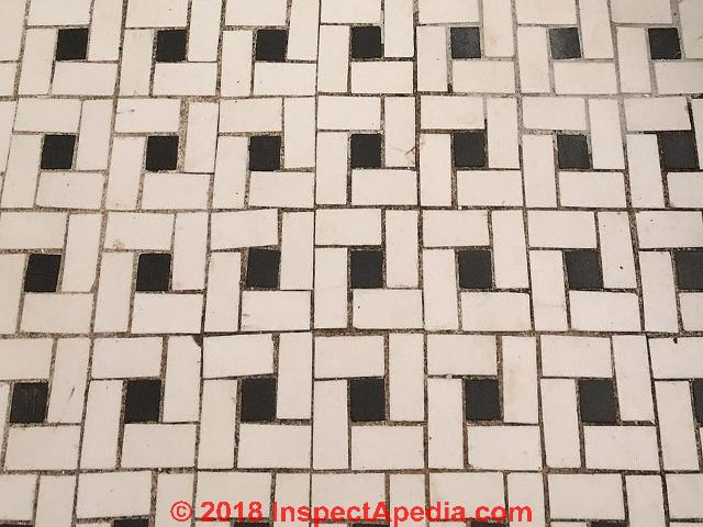 Do Ceramic Tiles Grouts Or Mastics Contain Asbestos What About