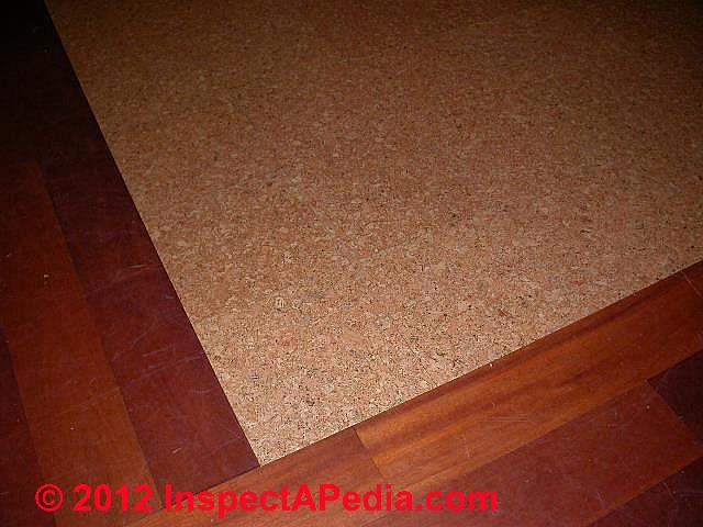 cork flooring resilient floor coverings using cork tiles or cork sheets. Black Bedroom Furniture Sets. Home Design Ideas