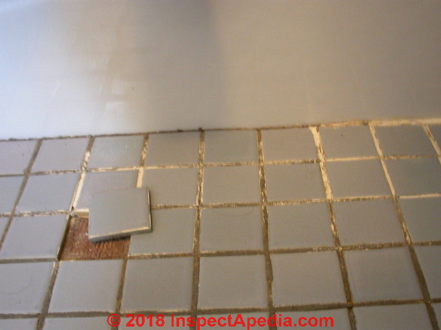 Ceramic Tile Over Concrete Slab