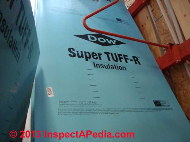 Concrete Slab Insulation Amount Placement Amp Vapor