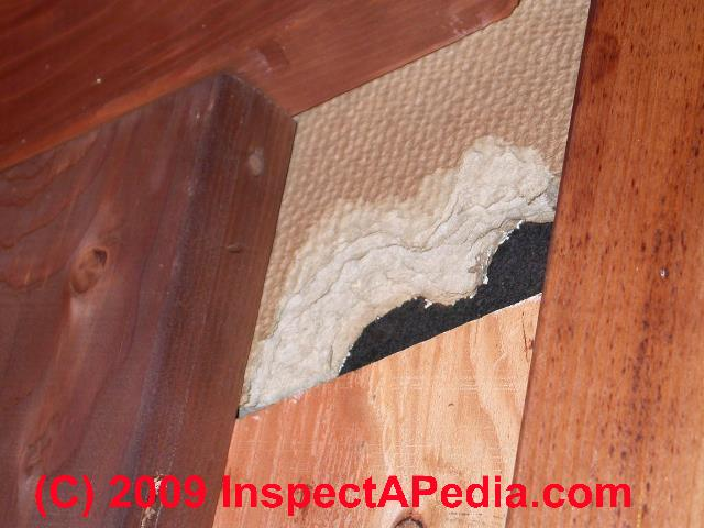 Black Gypsum Board : Gypsum panels water resistant on building exterior walls
