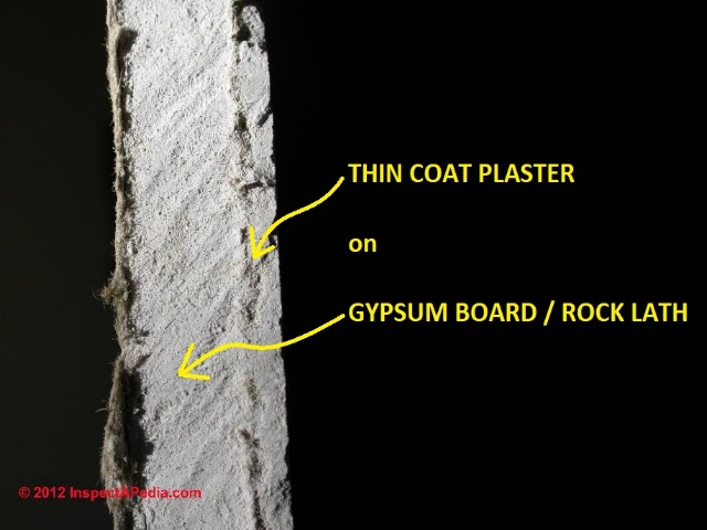 Types Of Gypsum Board : Plaster types in buildings ceilings