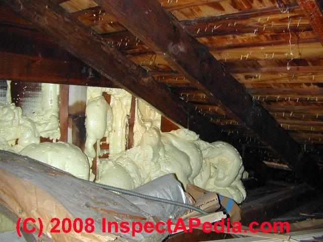 Polyurethane Amp Urethane Foam Insulation Outgassing