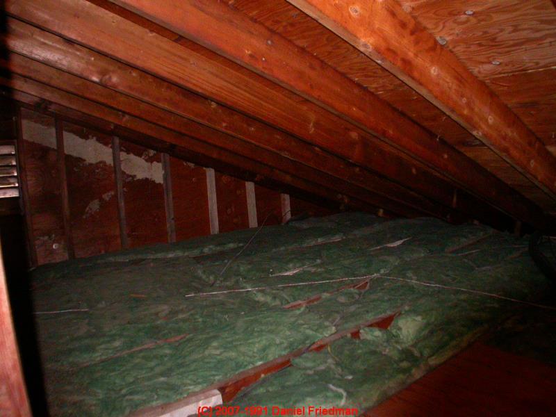 Fiberglass Safety Hazards : Fiberglass hazards insulation particles in air