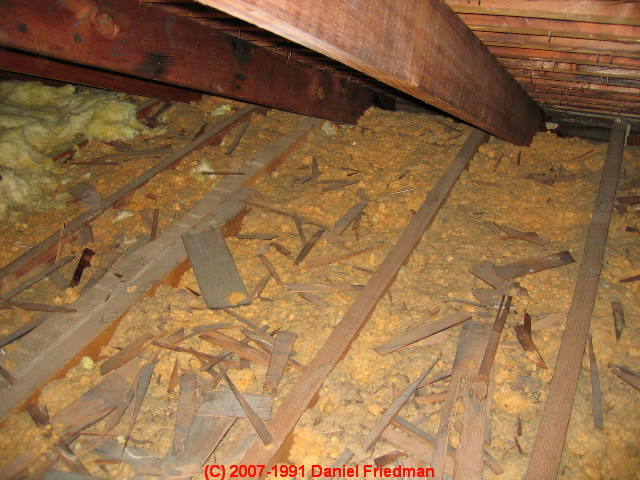 What does brown asbestos look like