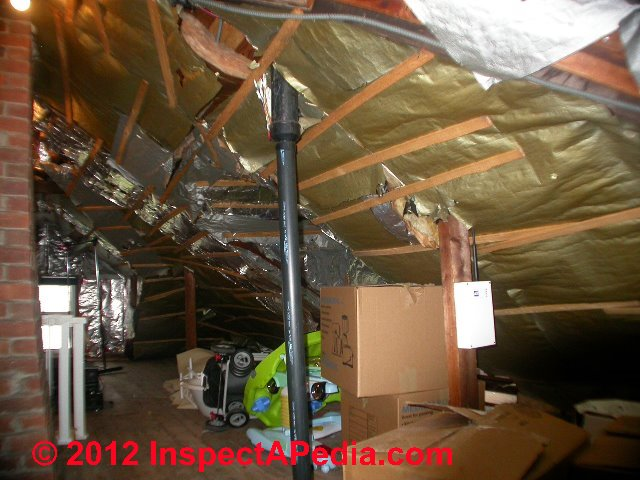 Vapor Barriers And Condensation How Various Building Wall