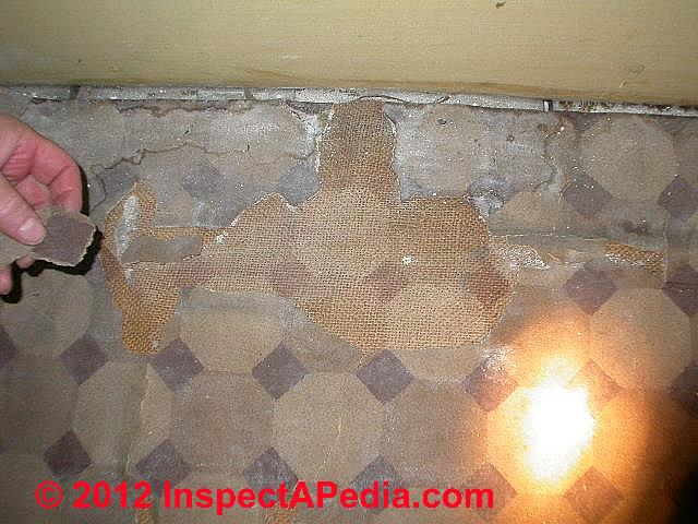 Floor Damage Defects Diagnosis Guide