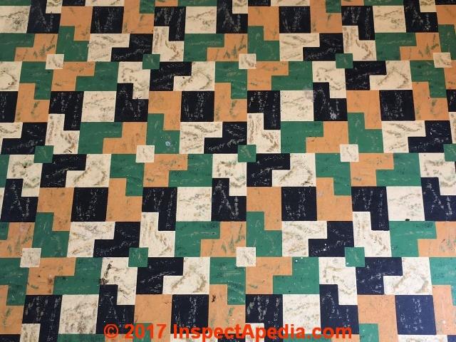 Linoleum Type Sheet Flooring C InspectApedia