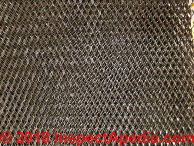 Types Of Plaster Lath Metal Lath Diamond Mesh Expanded