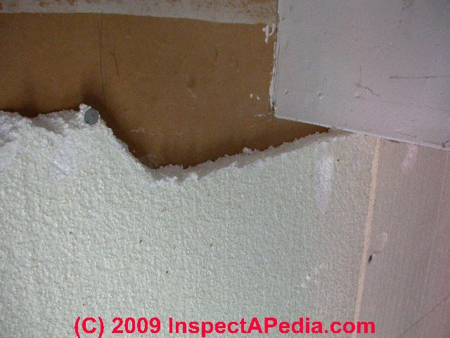 Eps Foam Insulating Board Expanded Or Extruded
