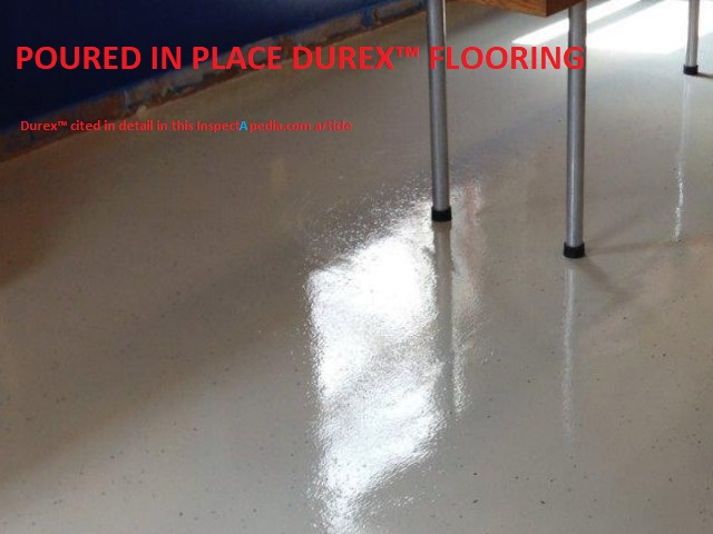 Poured In Place Seamless Flooring Some Poured Seamless Flooring