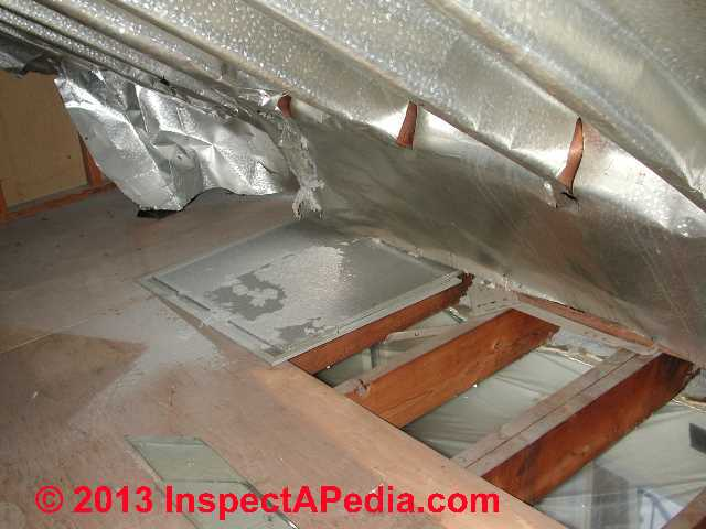 Radiant barriers reflective insulation how they work for Best sound barrier insulation