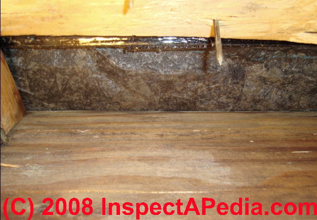 Roof Vents How To Inspect Ridge Vents From The Attic