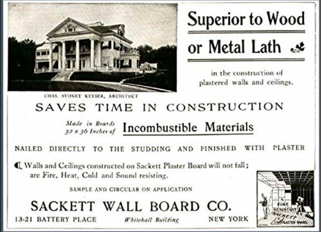 Plaster types in buildings: Plaster Ceilings & Plaster Type